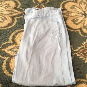 Chaps men light blue pants